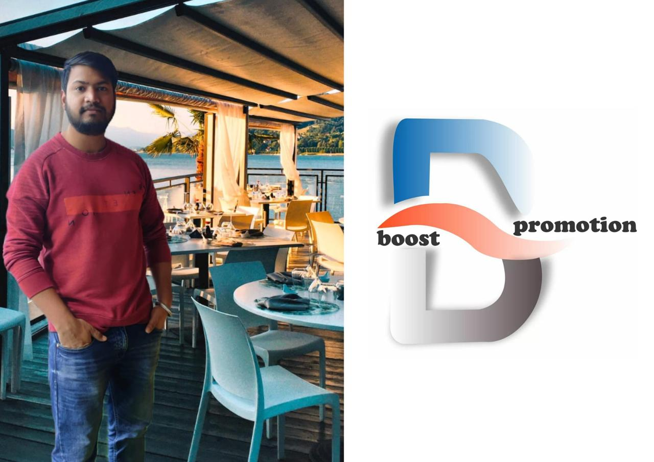 Rohit Goyal founder of BoostPromotion Stands for Quality Digital Marketing
