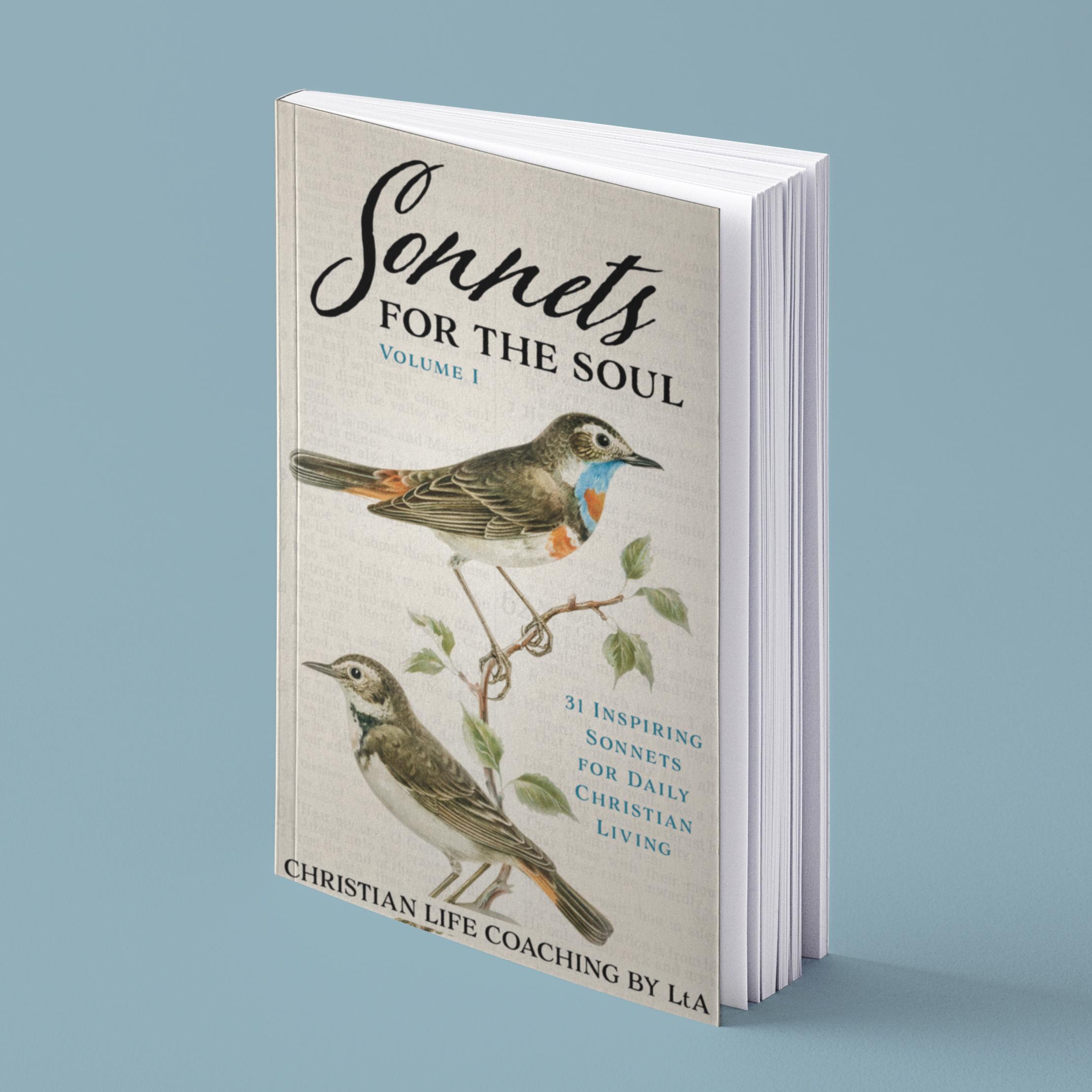 Sonnets for the Soul - 31 Inspiring Sonnets for Daily Christian Living. Volume I