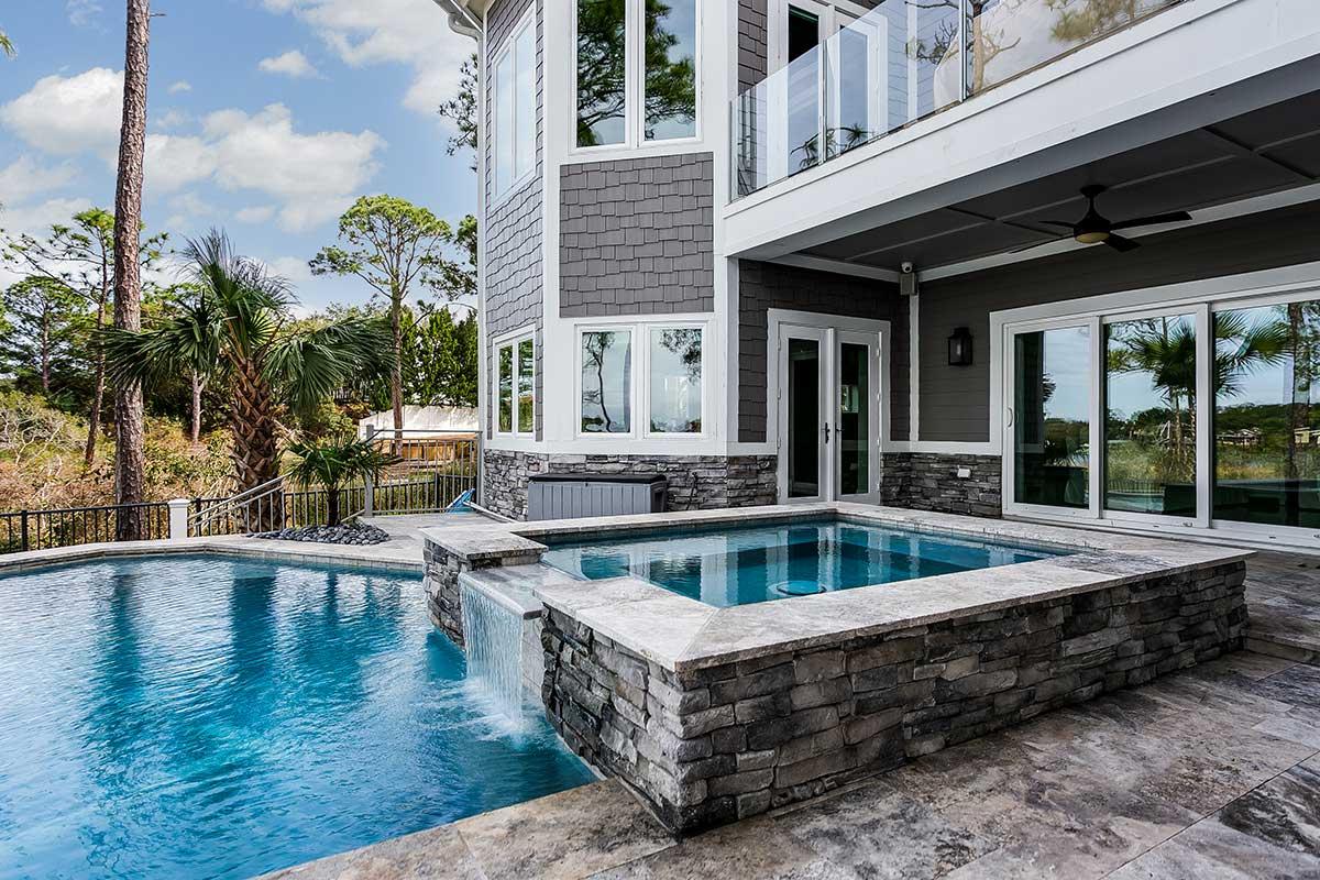 The New Craze of Luxury Inground Swimming Pools Among Urbanites