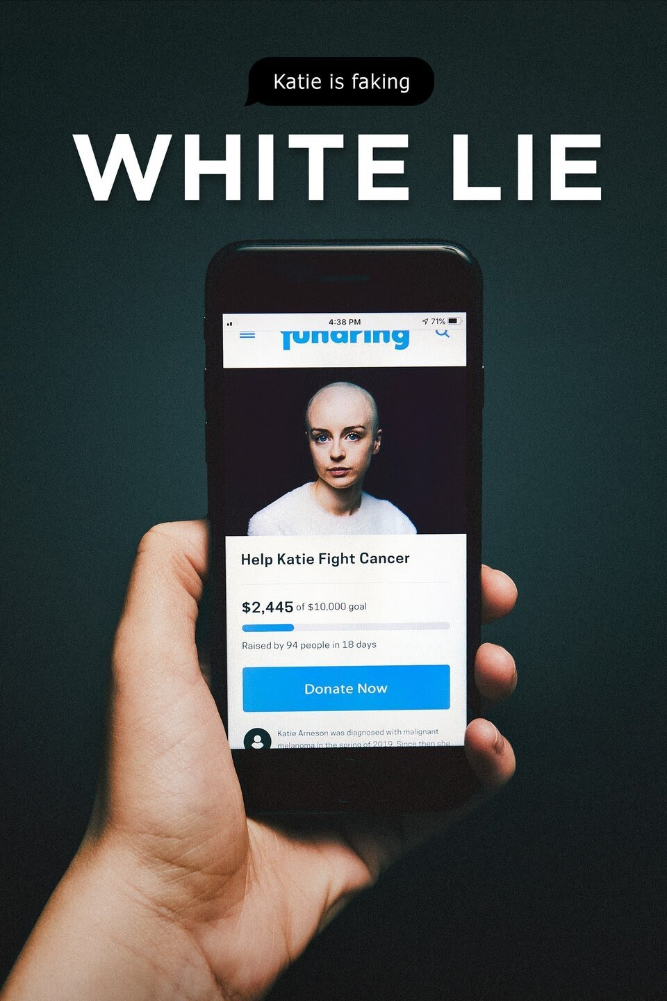 Web of Lies - 'WHITE LIE' is a Fascinating Psychological Thriller