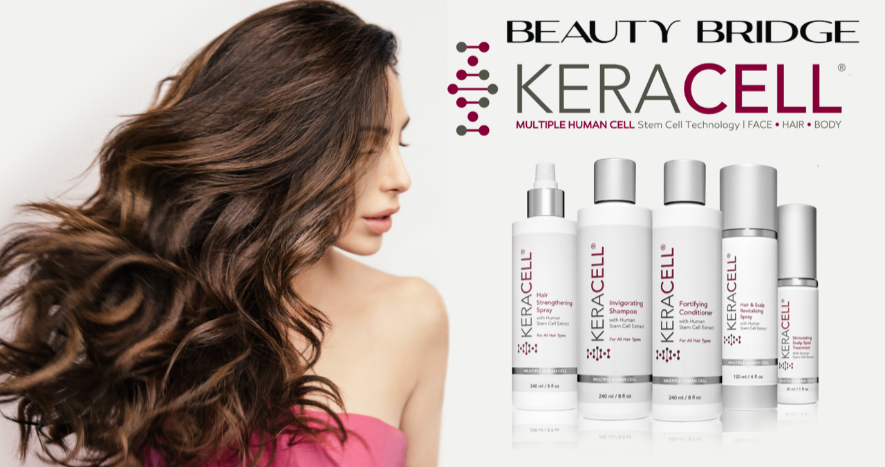 For Immediate Release: High-science beauty Brand Keracell® to stock with retailer Beauty Bridge