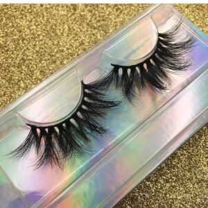 Evanna's 3D Mink Lashes are the New Black - Now Nail the Dramatic Eye Look