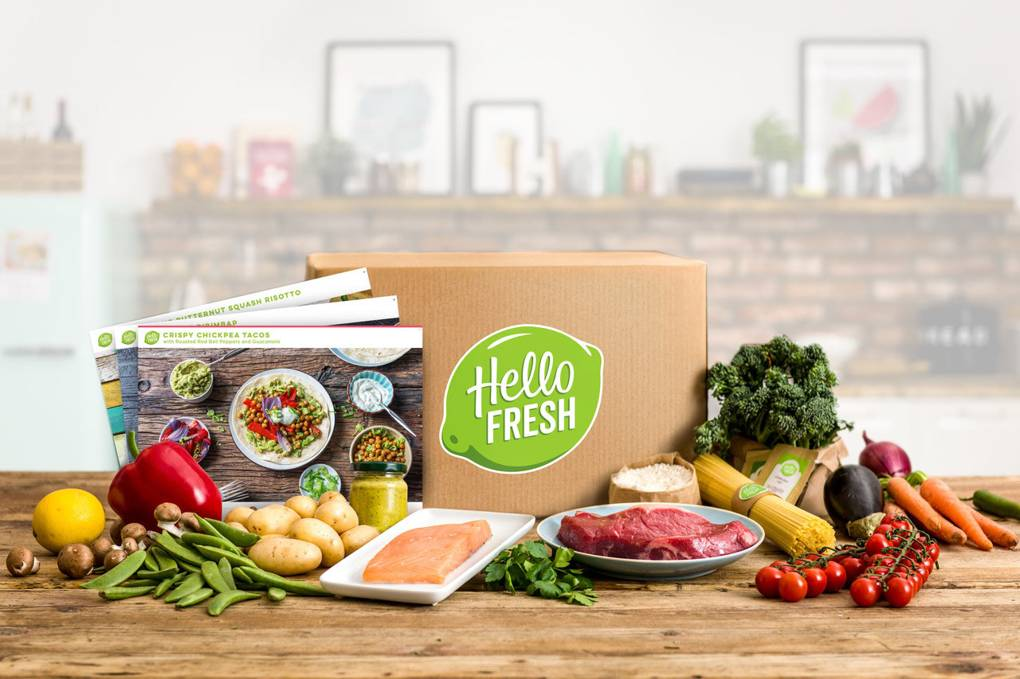 Offline Recipe Box Delivery Market is Booming Worldwide with Blue Apron, Hello Fresh SE, Dine In Fresh, Sun Basket