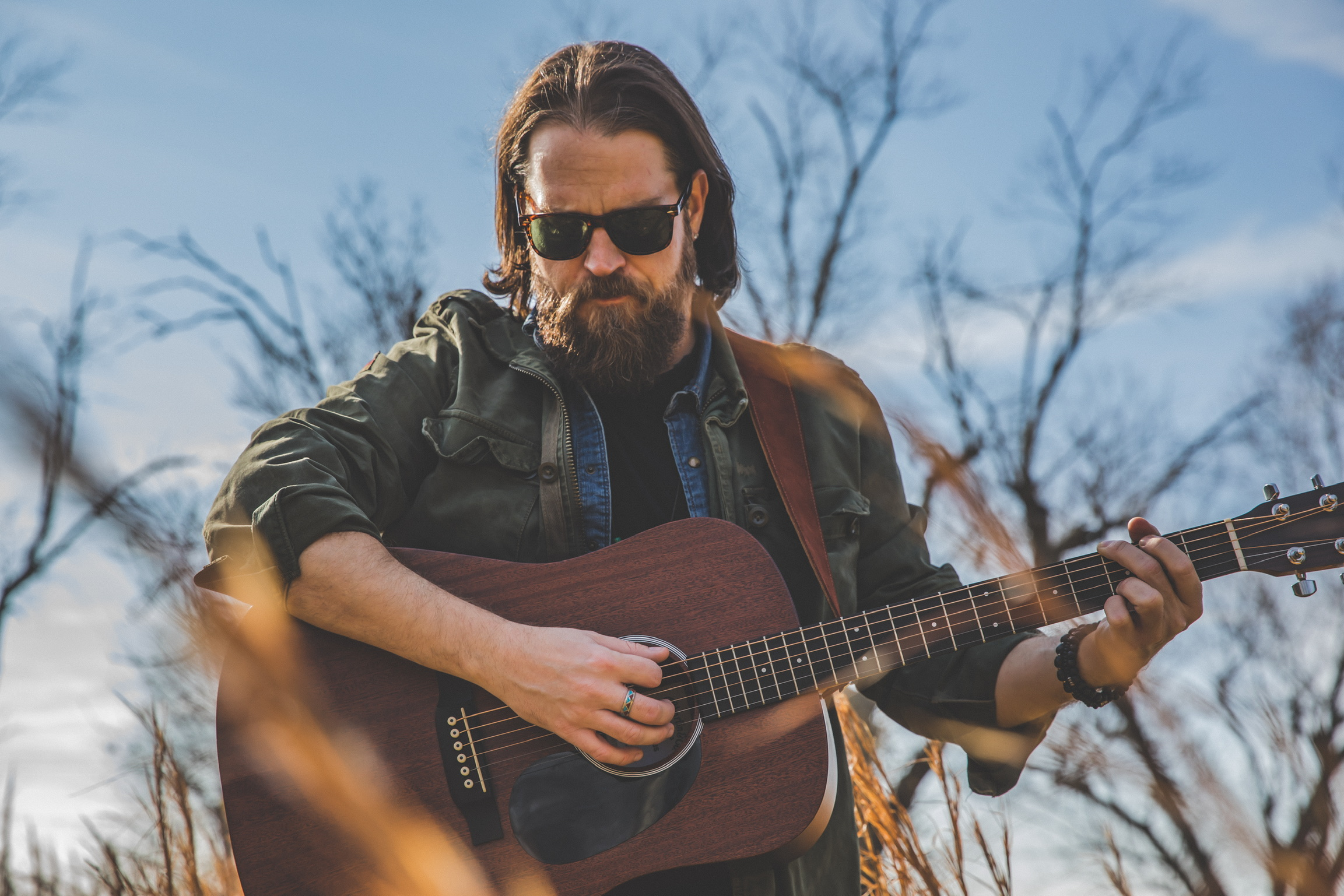 Country Music Artist Matt Burke's Roses Showcases his Subtle Songwriting Abilities