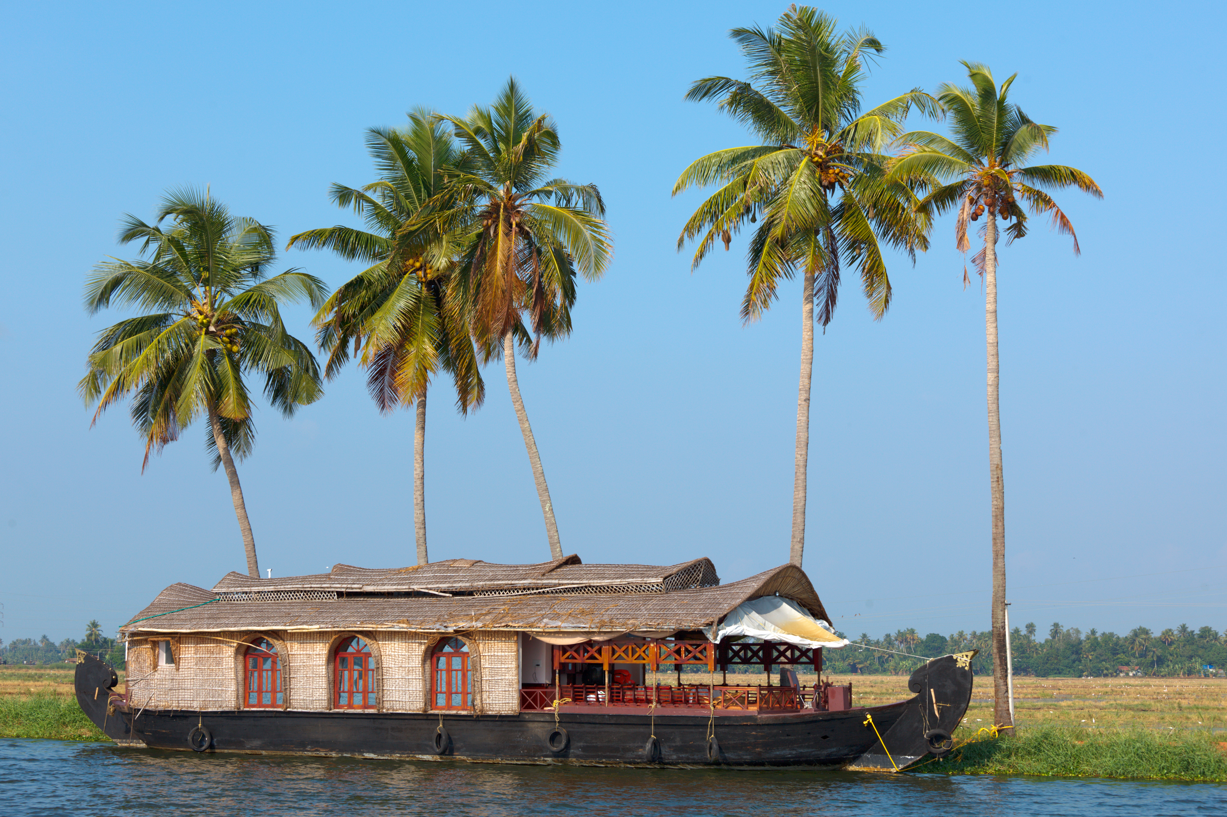 Tours In India Set For The Comeback With Exclusive Backwater House Boat Tour Packages For 2021 With Covid Guidelines From Kerala Govt.