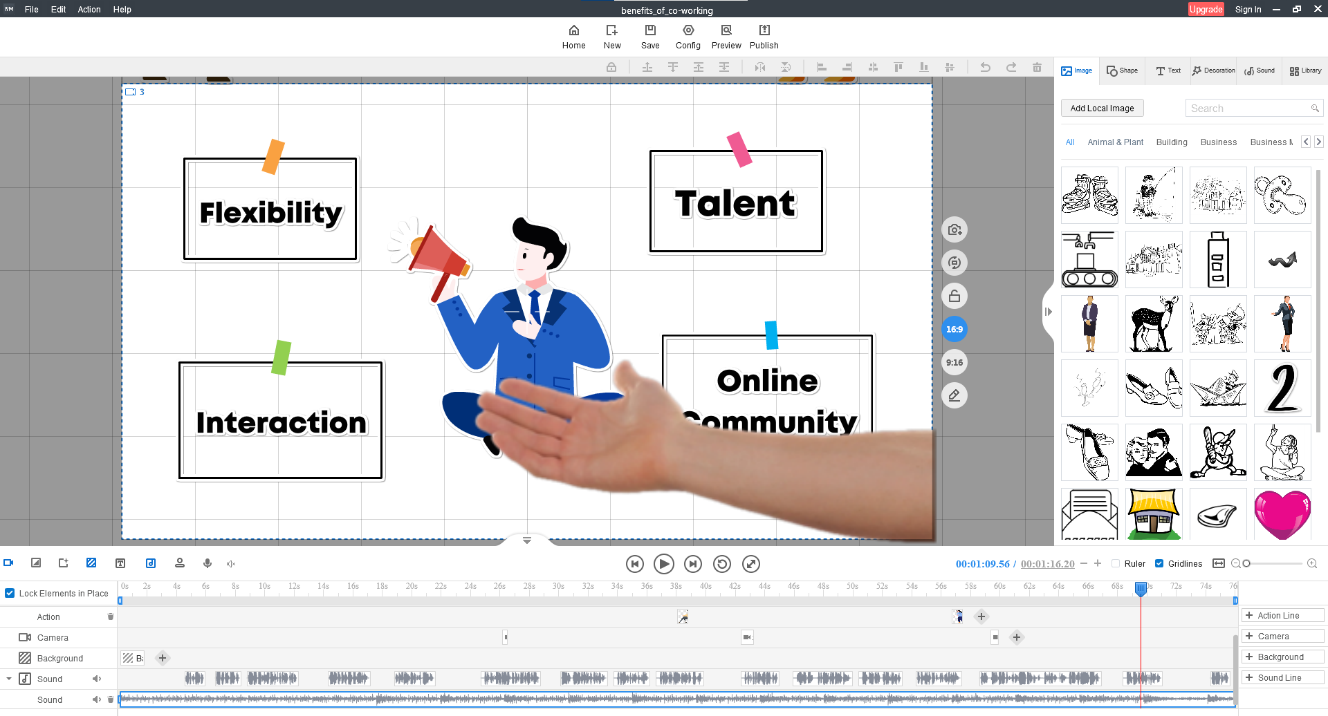 Mango Animate Handwriting Animation Software Creates Outstanding Videos Fast