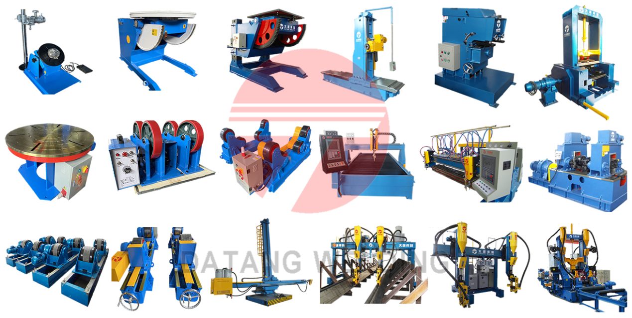 WUXI DATANG is a manufacturer of Automatic Welding Equipment