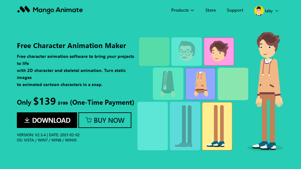 Mango Animate Introduces 3D Character Design Software on the Market