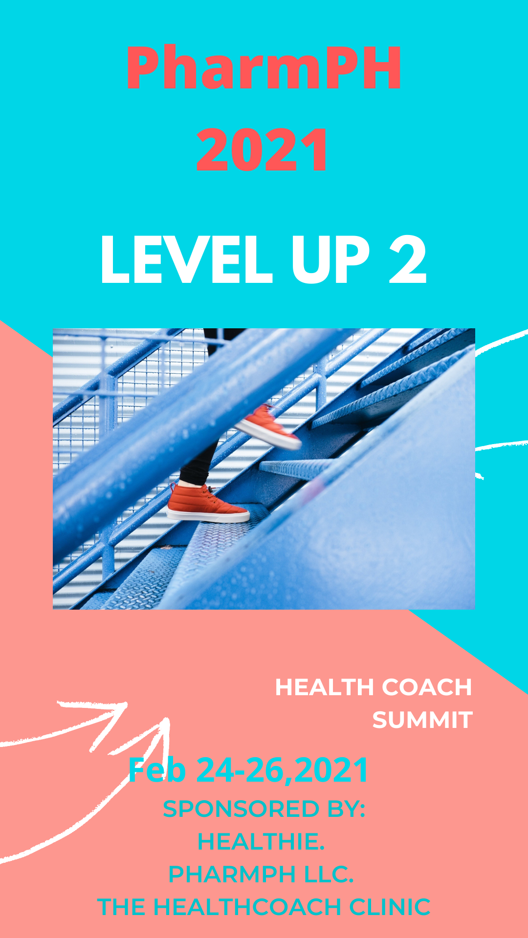 PharmPH Announces Level UP 2 Health Coach Summit for Health Coaches