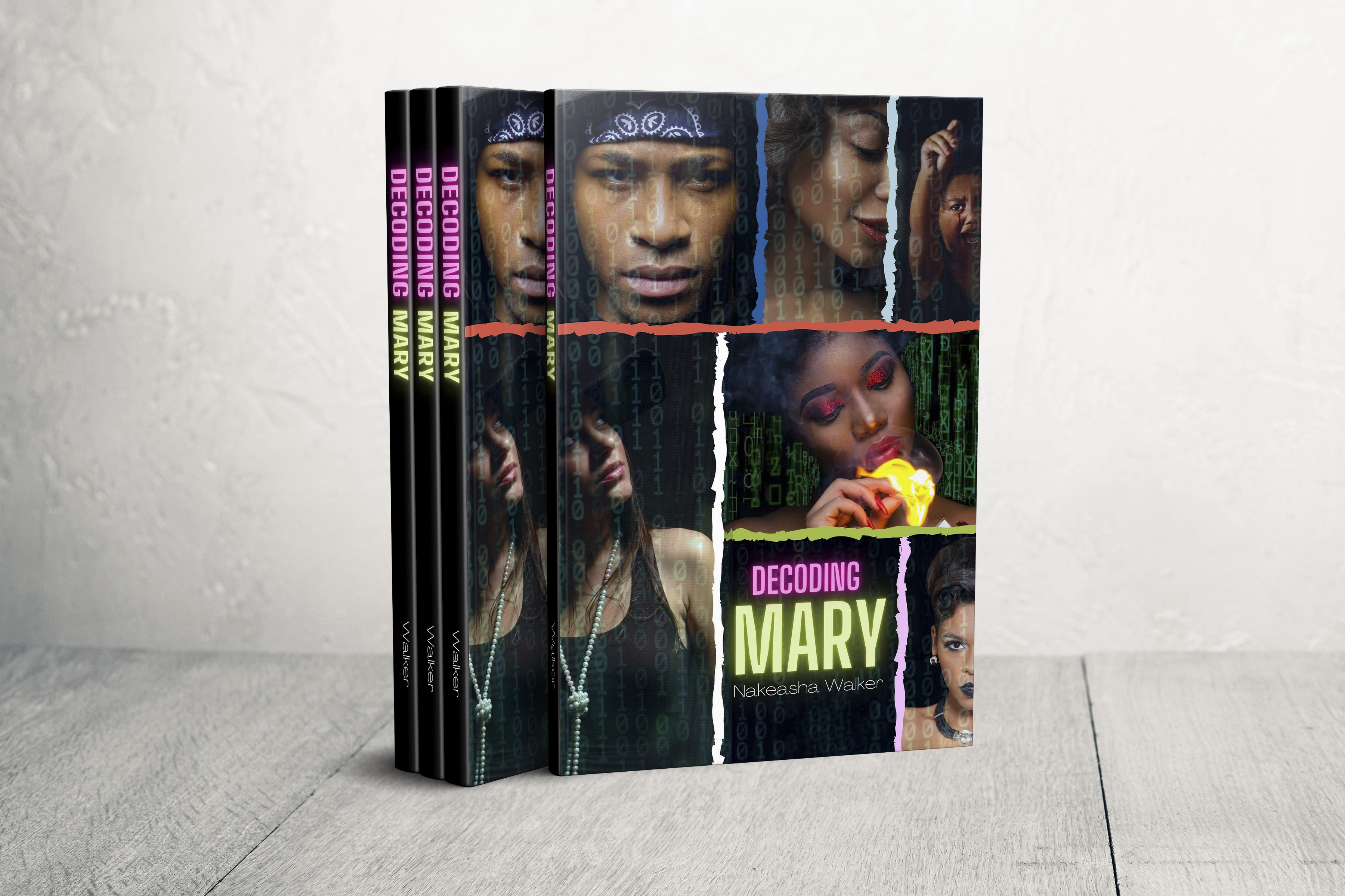 Nakeasha Walker Chronicles The Story of A Mental Health Patient In Decoding Mary