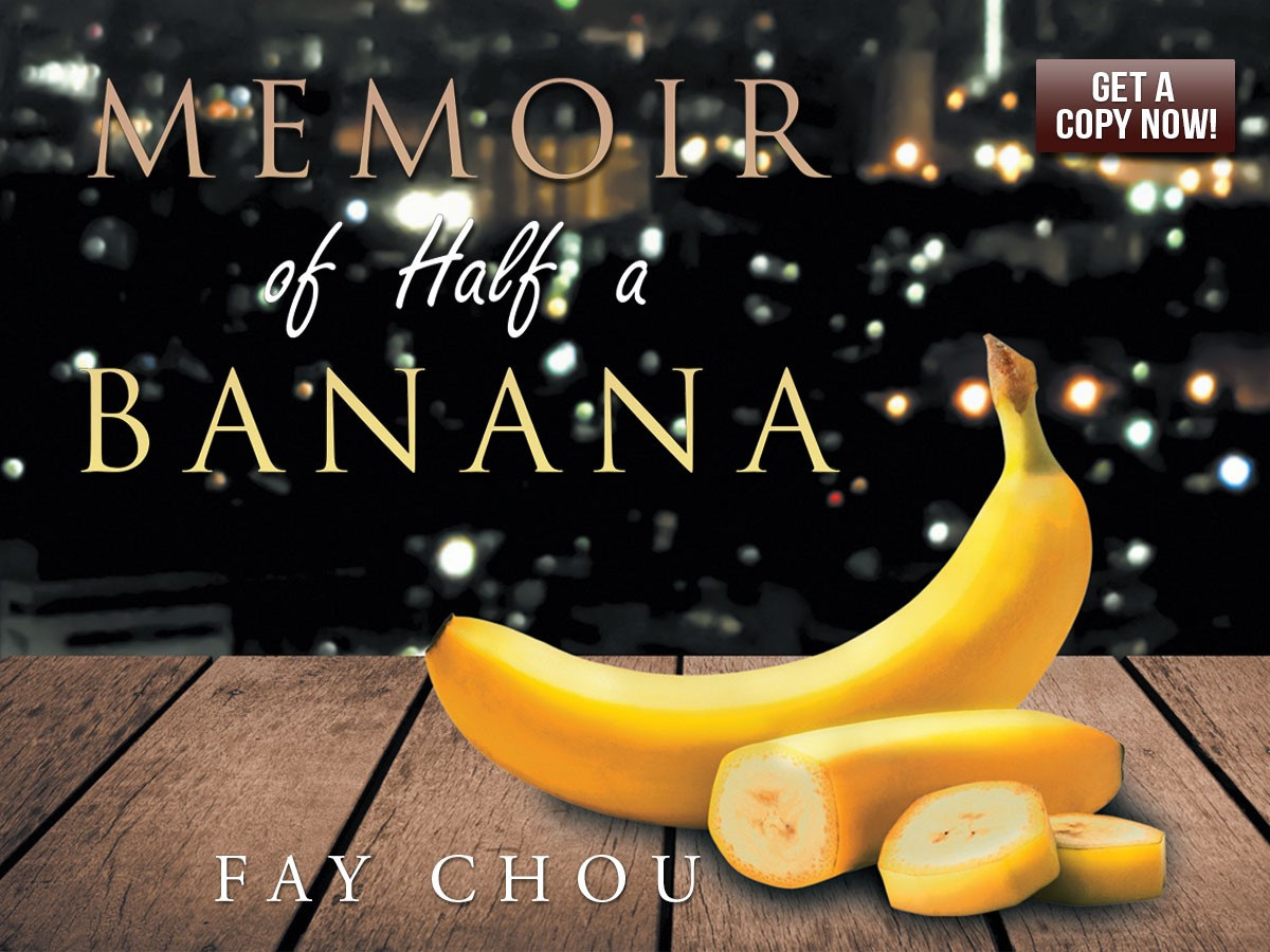 Memoir of Half a Banana: Fay Chou's Memoir is a Captivating Read