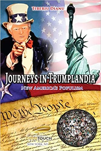 Amazon Best Seller - Tiberiu Dianu Provides Background and Insights into The Current and Past Political History in America