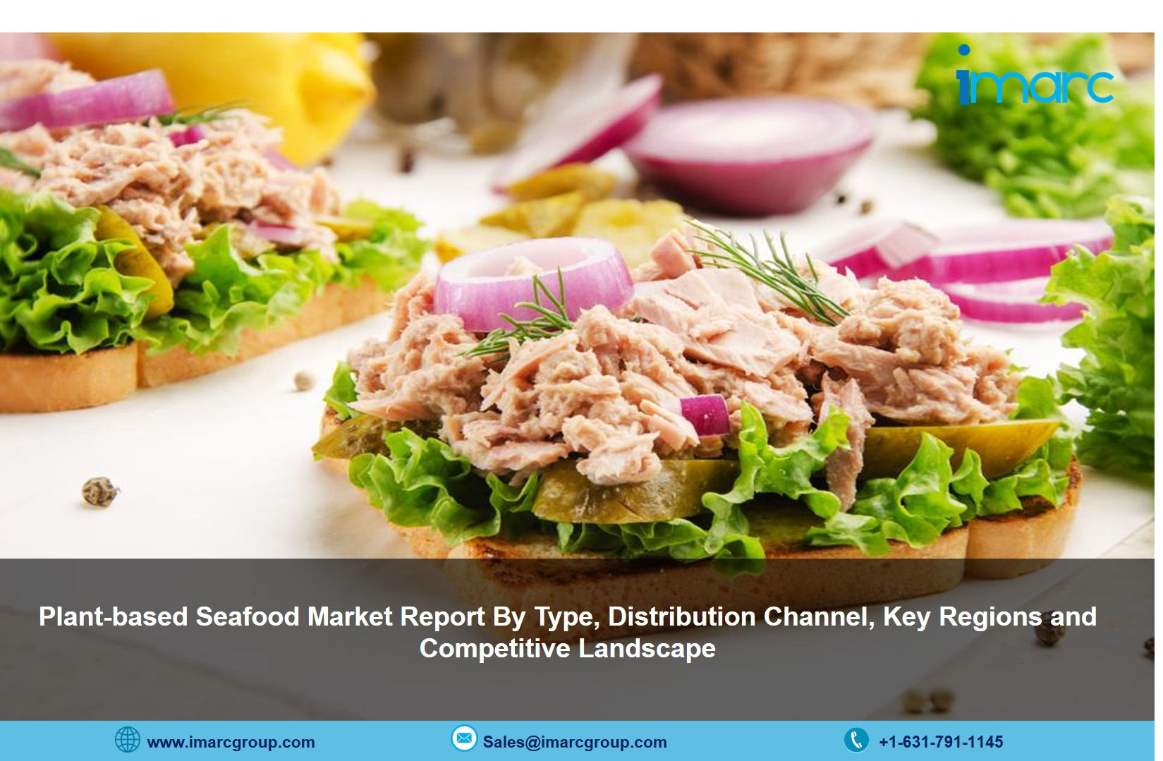 Plant-based Seafood Market Size, Share, Price, Trends and Forecast 2021-26