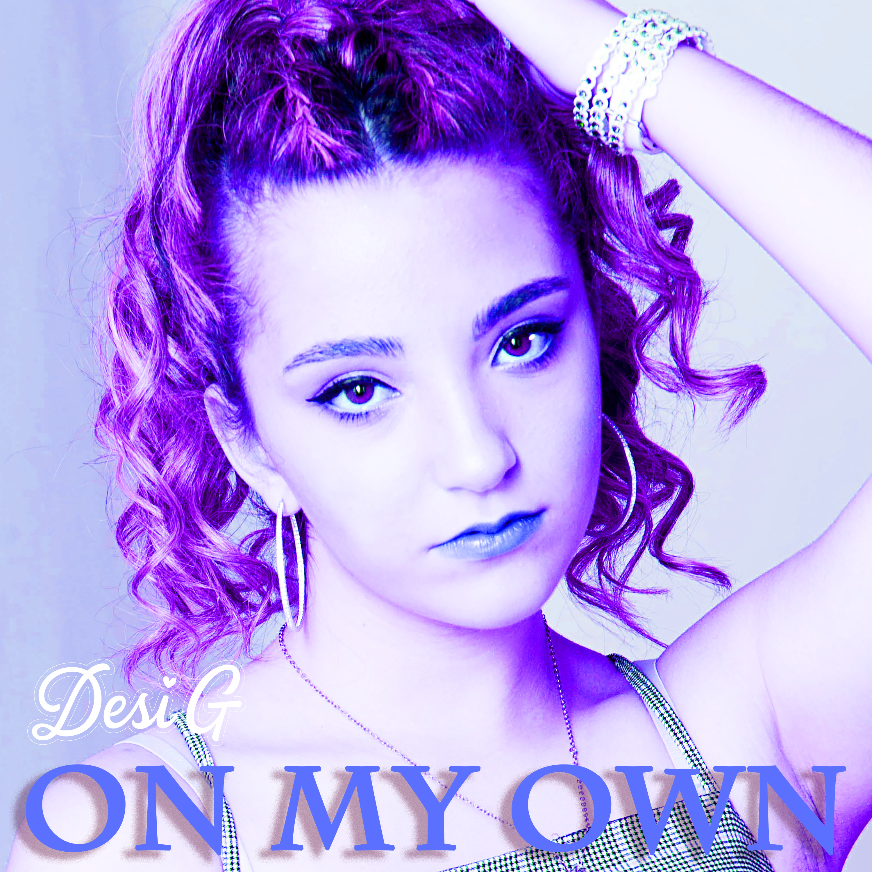 "Fast Rising 12-Year-Old Pop Star, Desi-G Is Set To Release First Album ""On My Own"" On February 14"