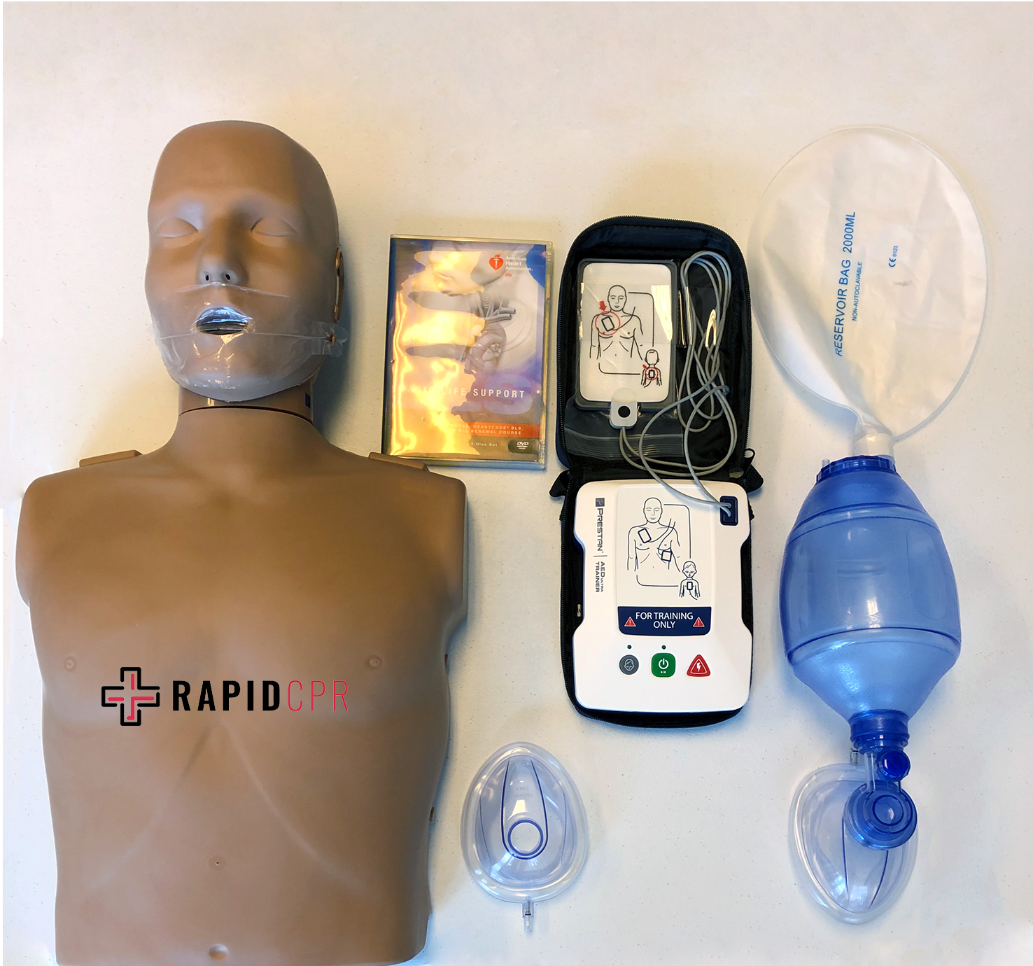 Rapid CPR Offers AHA Certified Basic Life Support (BLS) and CPR Training For People In New Jersey