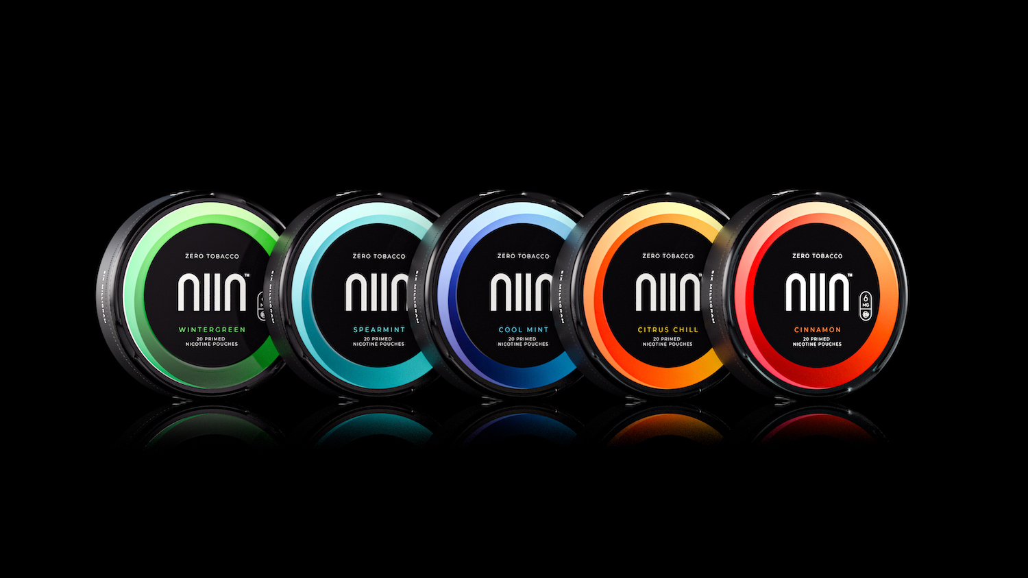 Synthetic Nicotine Brand NIIN™ Launches with its Flagship 100% Tobacco-Free Synthetic Nicotine Pouches Line