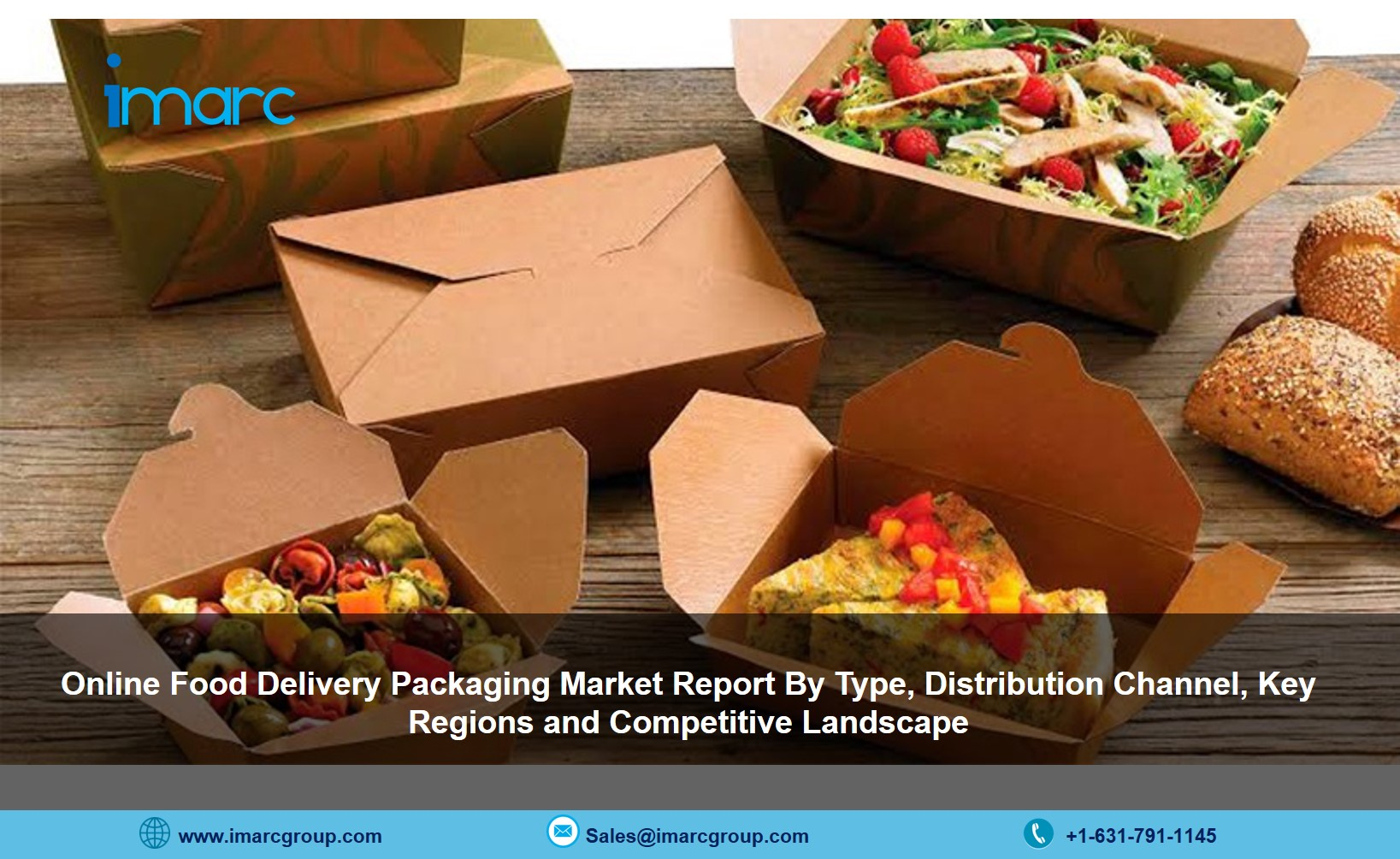 Online Food Delivery Packaging Market 2021-26: Size. Share, Price and Industry Trends