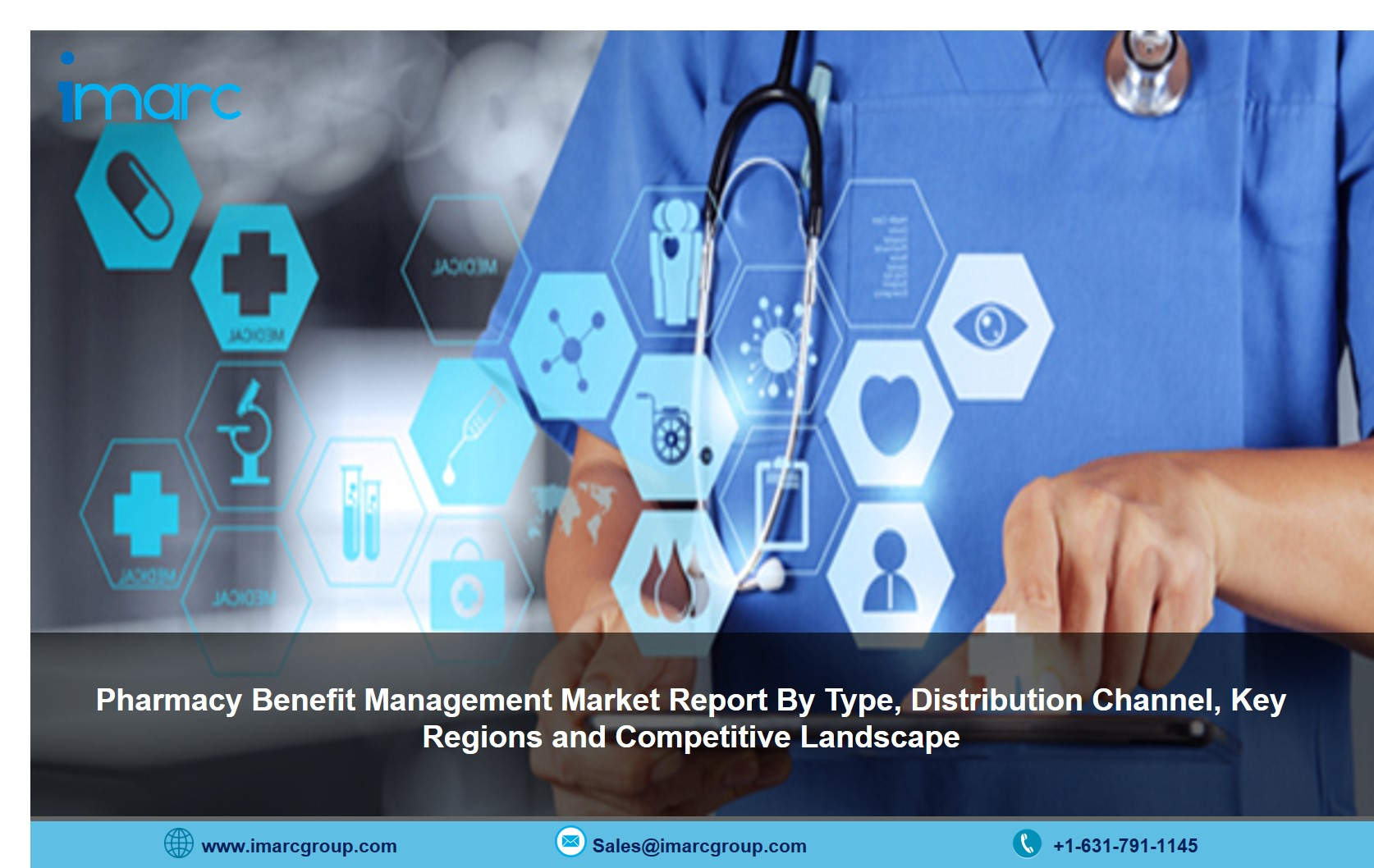 Pharmacy Benefit Management Market 2021-26: Size. Share, Price and Industry Trends