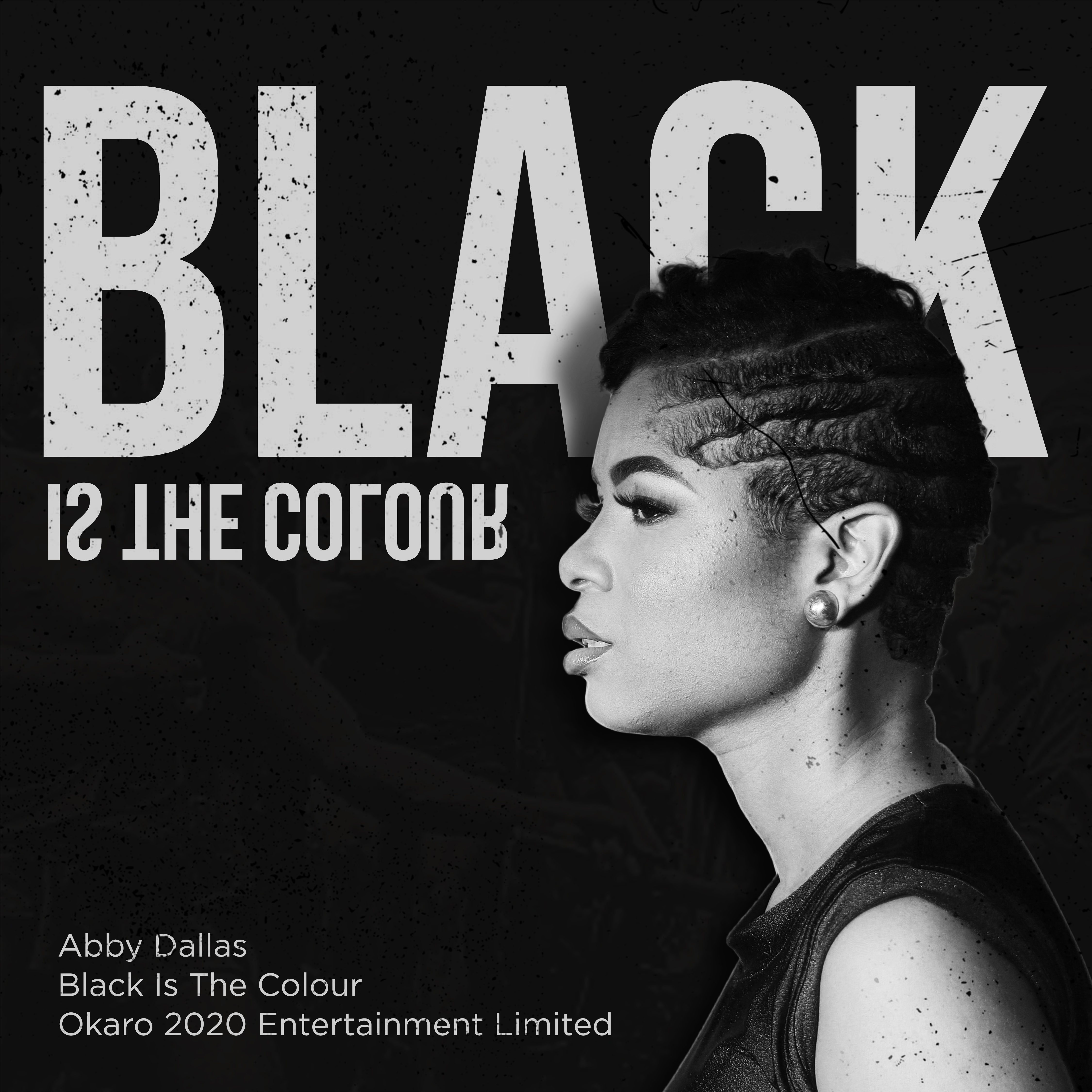 Reggae Artist Abby Dallas Drops New Song 'Black Is The Colour' With Powerful Visuals