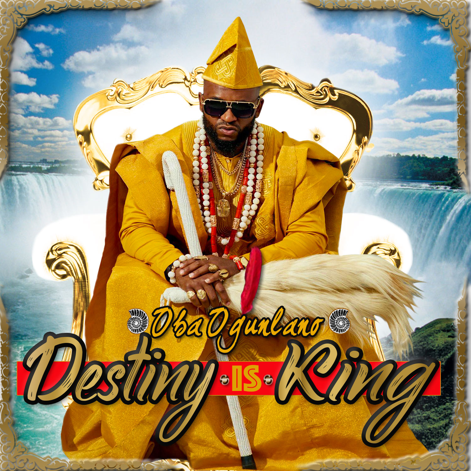 Popular Musician and Vocalist Oba Ogunlano Announces the Launch of His Album 'Destiny is King'