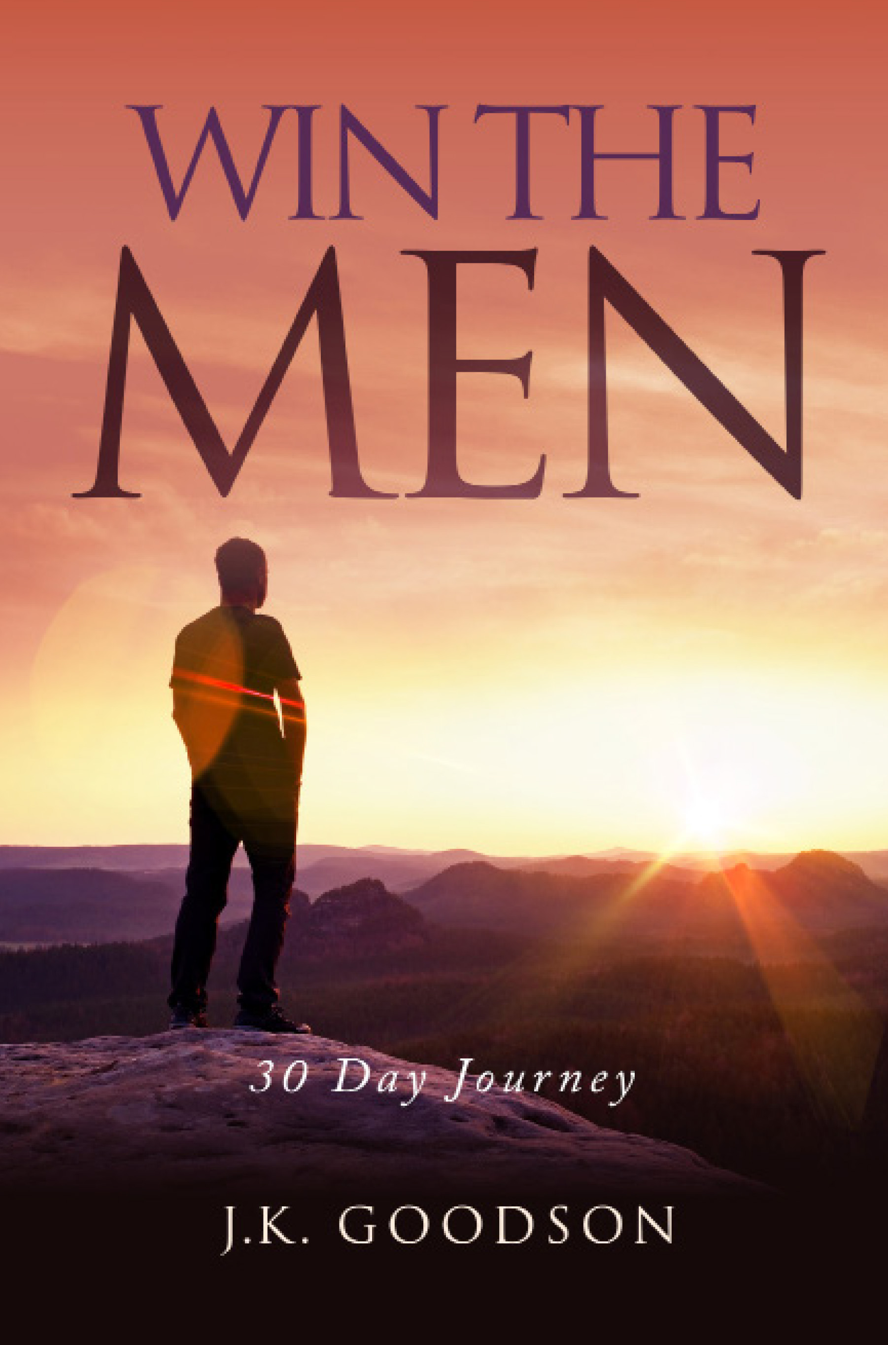 Men's Guide to Journey with Jesus by J.K. Goodson