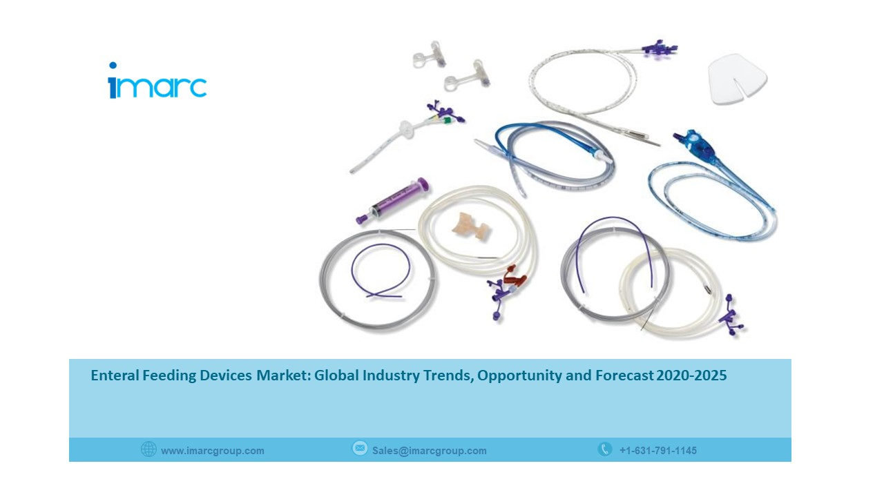 Enteral Feeding Devices Market Overview, Size, Industry Share, Growth, Trends and Forecast