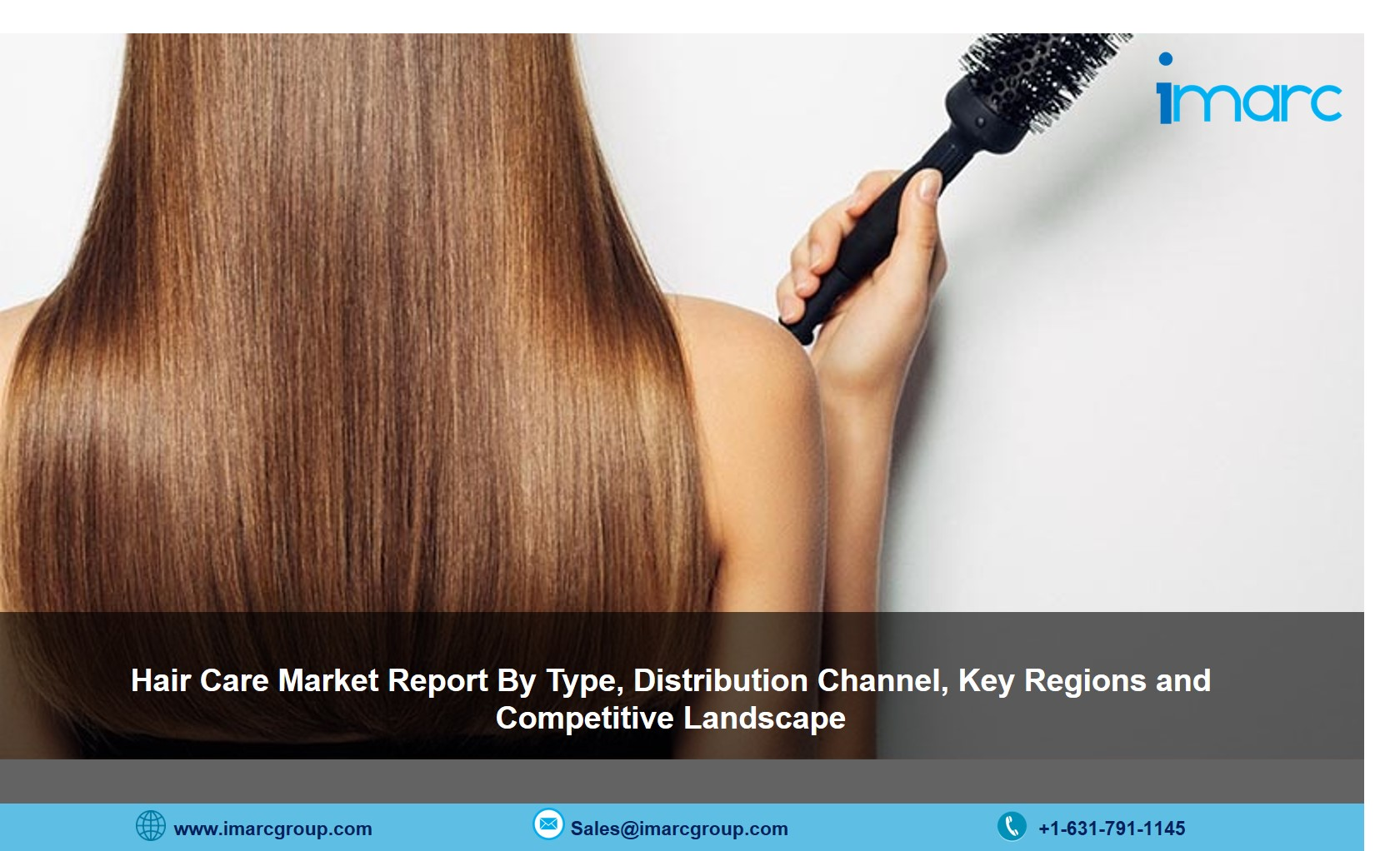 Hair Care Market 2021-26: Size. Share, Price and Industry Trends