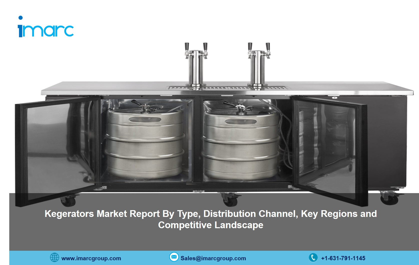 Kegerators Market 2021-26: Size. Share, Price and Industry Trends
