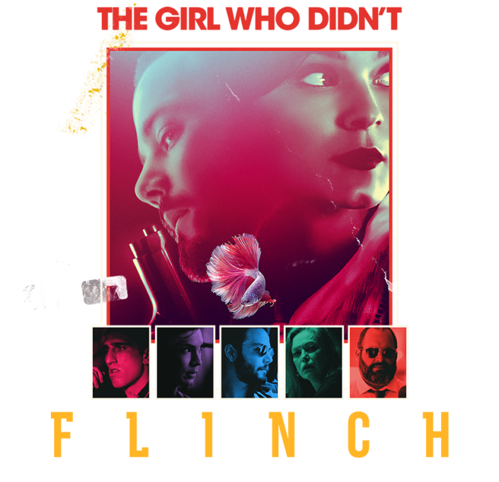Flinch the Movie (2021) By Cameron Van Hoy Becomes Early Favorite For Best Crime Thriller in 2021