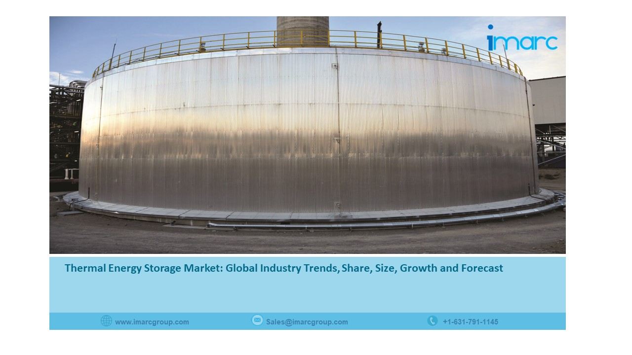 Thermal Energy Storage Market Growth Strategies and Key Player Analysis and Forecast