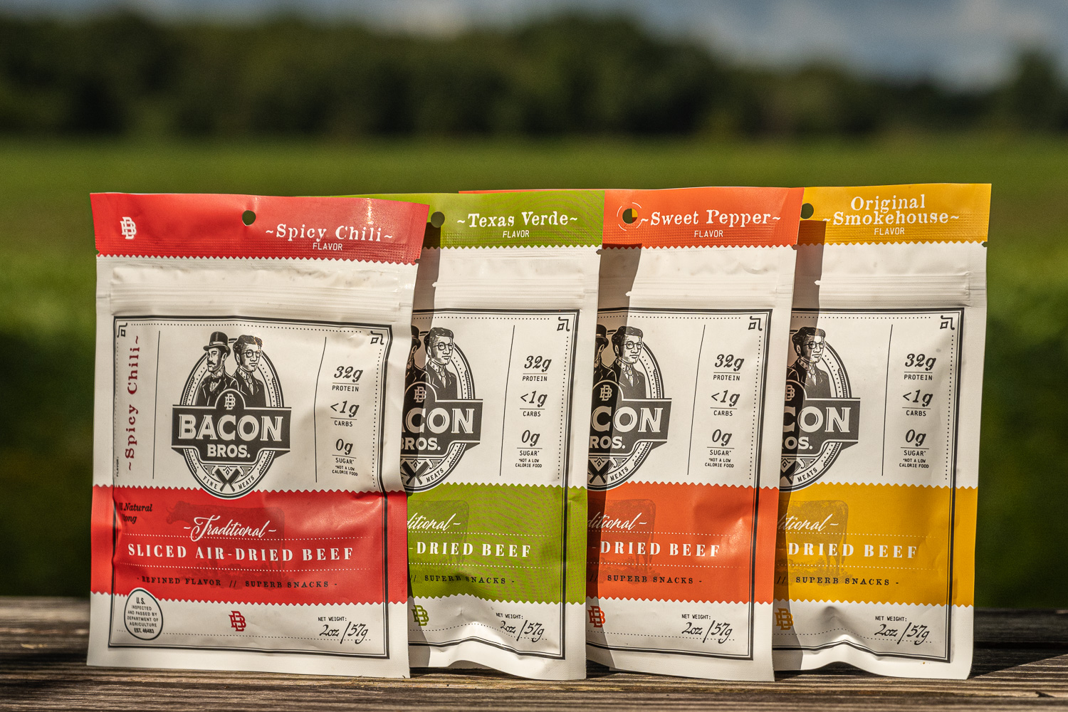 Bacon Bros Fine Meats is now offered Nationwide Through Mr. Checkout's Direct Store Delivery Distributors.