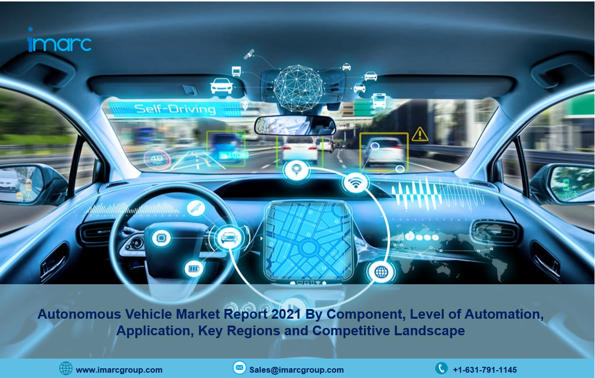 Autonomous Vehicle Market Research Report 2021, Market Share, Size, Trends, Forecast and Analysis of Key players 2026
