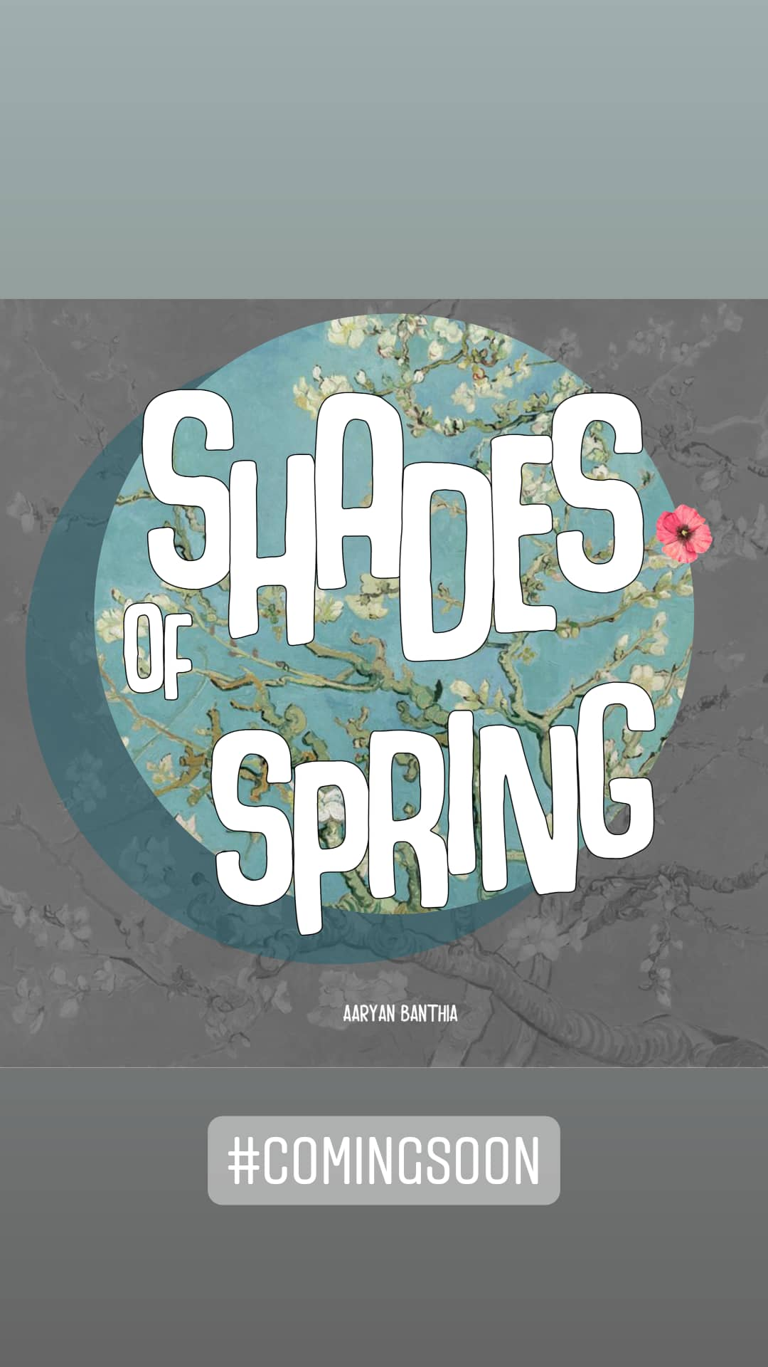 Aaryan Banthia Goes Prog Rock in his new single Shades of Spring