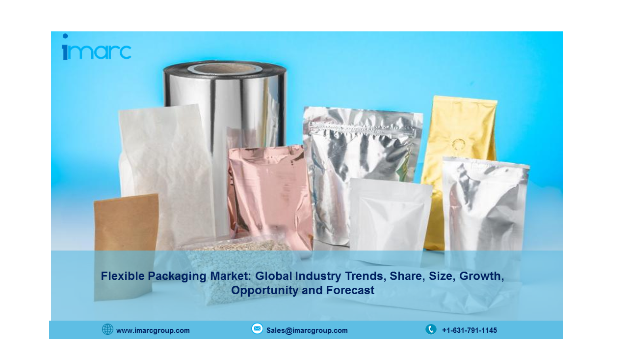 Flexible Packaging Market Research Report 2021-2026 | Size, Share, Industry Trends and Forecast