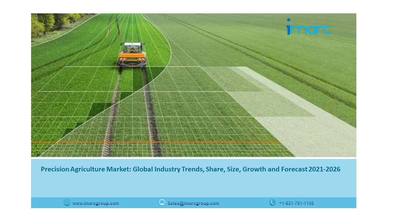 Precision Agriculture Market Growth, COVID Impact, Trends Analysis Report 2021-2026