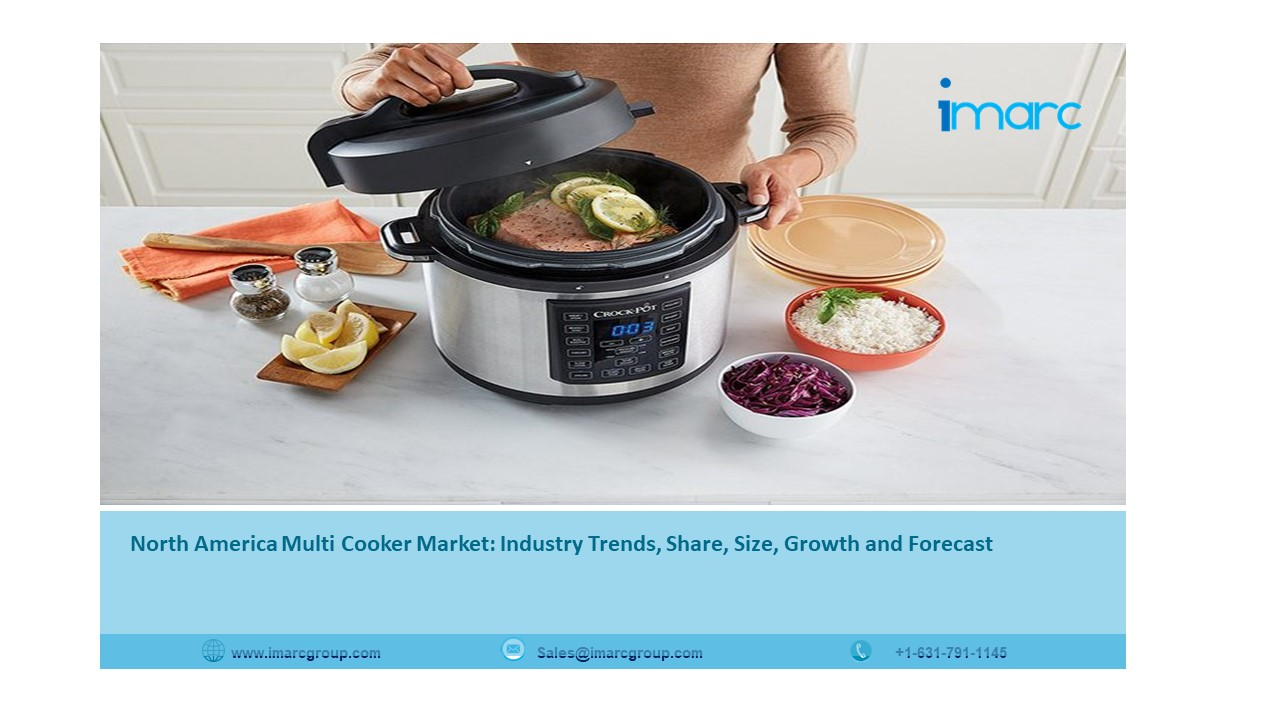 North America Multi Cooker Market Size, Trends, Emerging Growth Factors and Regional Forecast