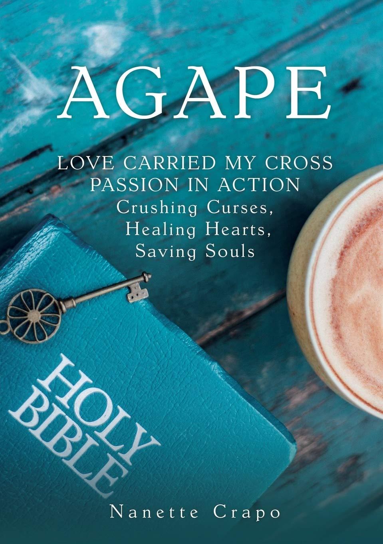 A Book of Crushing Curses, Healing Hearts and Saving Souls