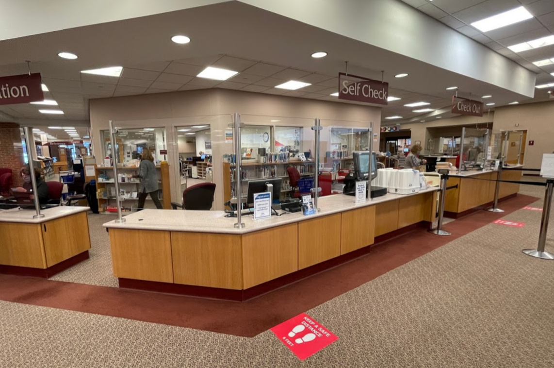 Wallingford Public Library Implements Personal Protection Program with Help from US Glass Fence
