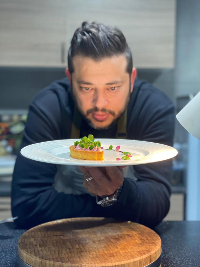 Mohamad Najem The Talented Lebanese Chef Shares Some Important Tips