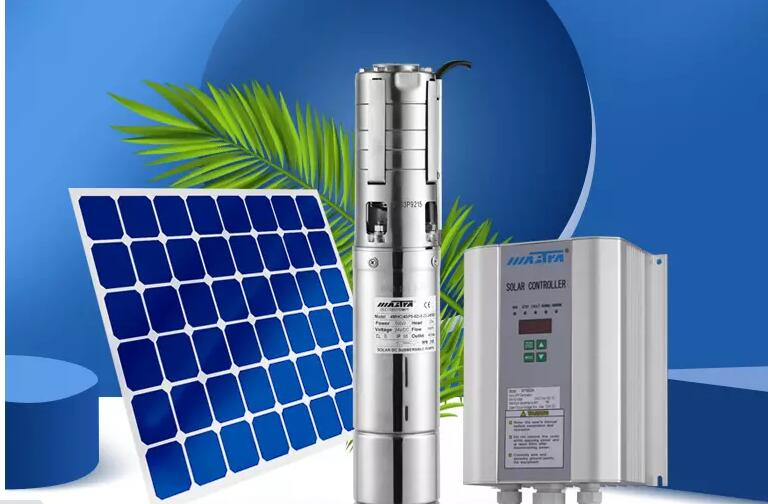 Mastra solar water pump system is a blessing to small farmers in remote areas