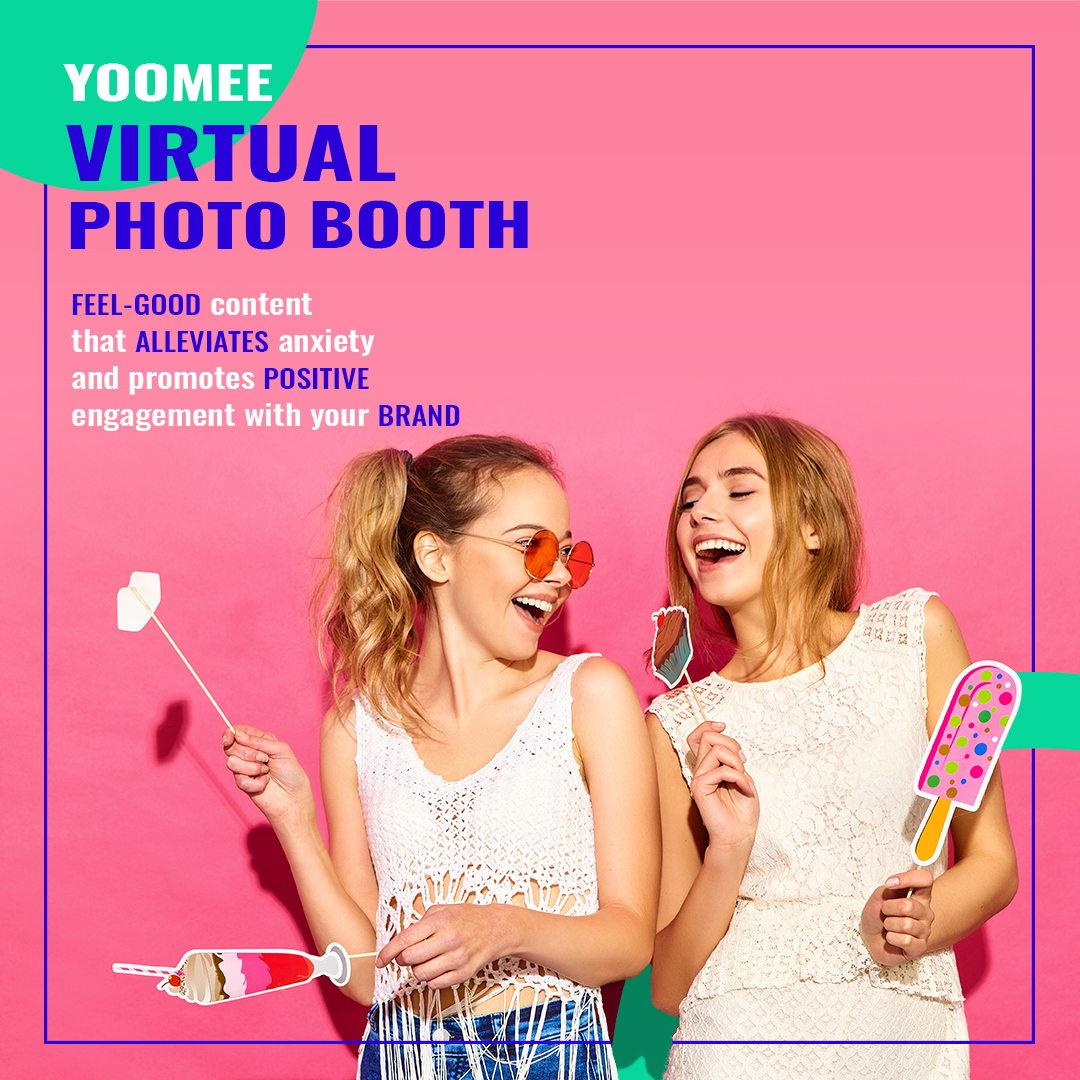 Virtual Photo Booths by Yoomee Become Offers Exciting New Way to Take Pictures