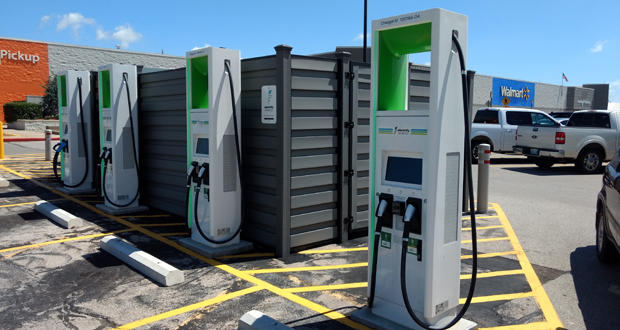 Electric Vehicle Charging Stations Market is in huge demand | AddEnergie, Leviton Manufacturing, Bosch, AeroVironment