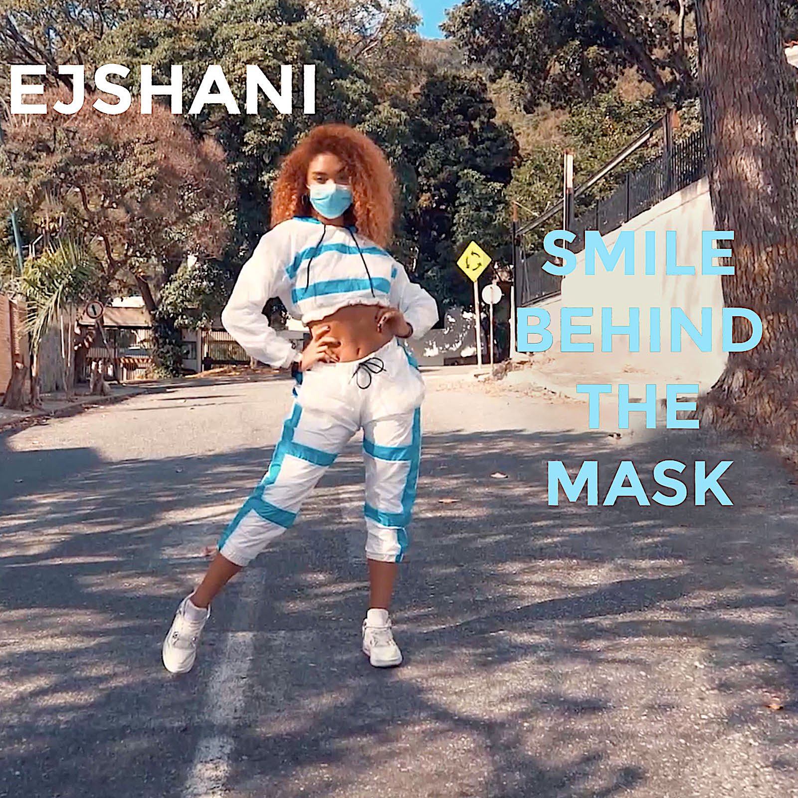 """Ejshani Announces New Single, """"Smile Behind The Mask,"""" Available March 5"""
