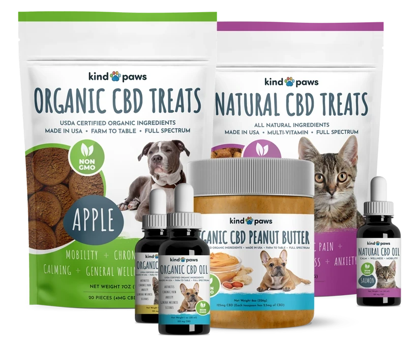 Kind Paws Launches Its Flagship Online Pet CBD Store With A Range of Delicious, Healthy, & Pocket-Friendly CBD Products