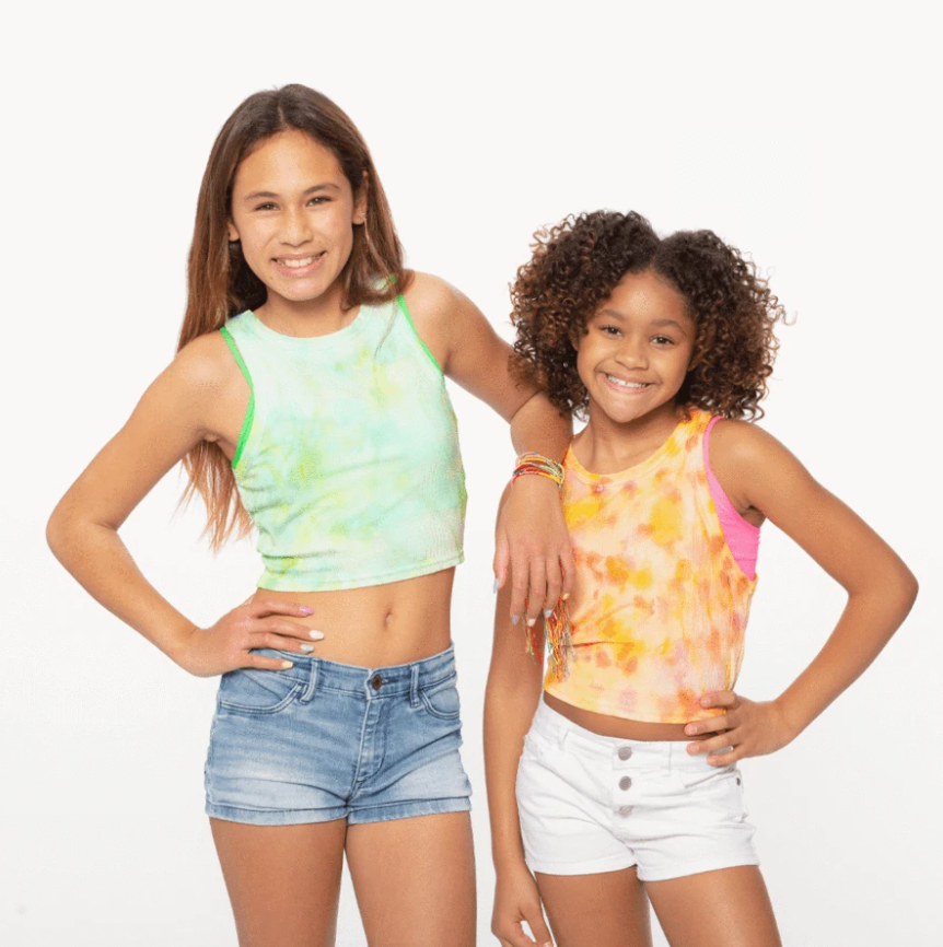 Cheery Designs Collaborates With Malibu Sugar On Spring Tie Dye Fashion Line