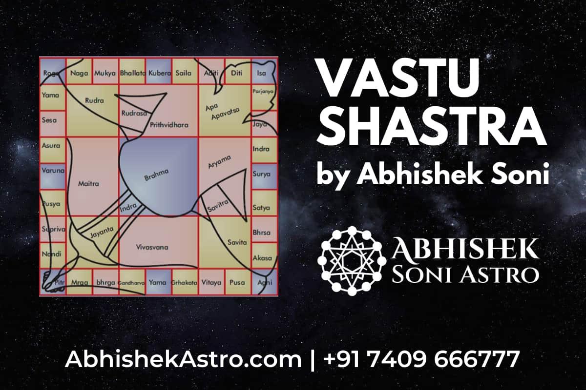 Vastu for Home Tips and Vastu Shastra by Renowned Astrologer Abhishek Soni