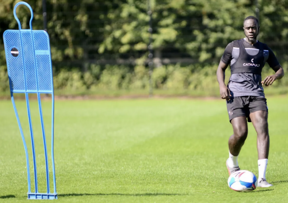 Pa Sulay Njie Makes Successful Comeback From Longterm Injury