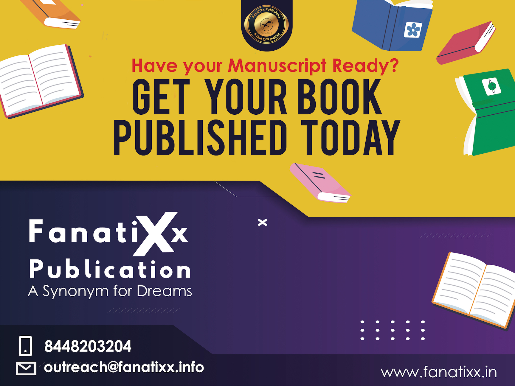 FanatiXx Publication: A synonym to dreams