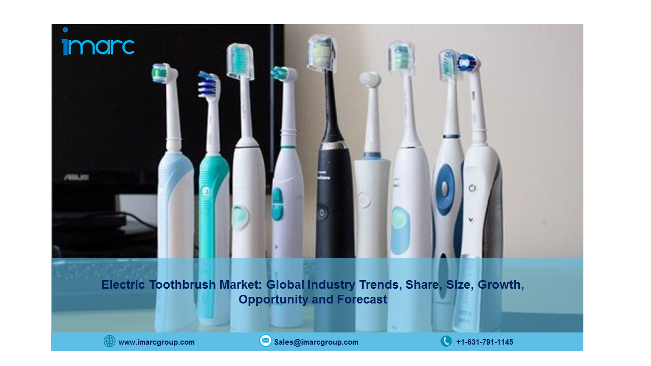 Electric Toothbrush Market Report 2021: Size, Share, Growth Latest Development, Trends, Top Key Players and Outlook 2026