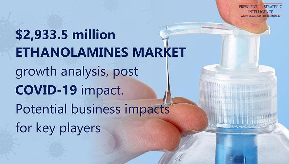 Global Ethanolamines Market Revenue Set to Rise Beyond $5,000 Million in 2030